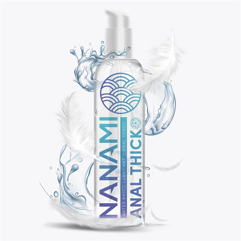 Анален лубрикант Nanami Thick Density 150ml